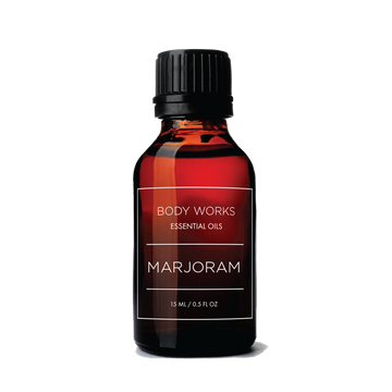 MARJORAM ESSENTIAL OIL - BODY WORKS