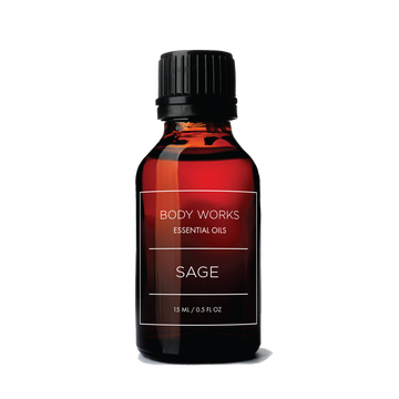 SAGE ESSENTIAL OIL - BODY WORKS