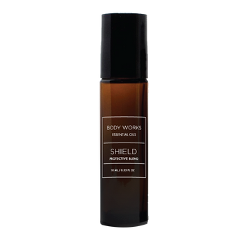 BODY WORKS -SHIELD  ROLL-ON Essential Oil