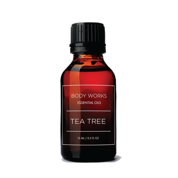 TEA TREE ESSENTIAL OIL - BODY WORKS