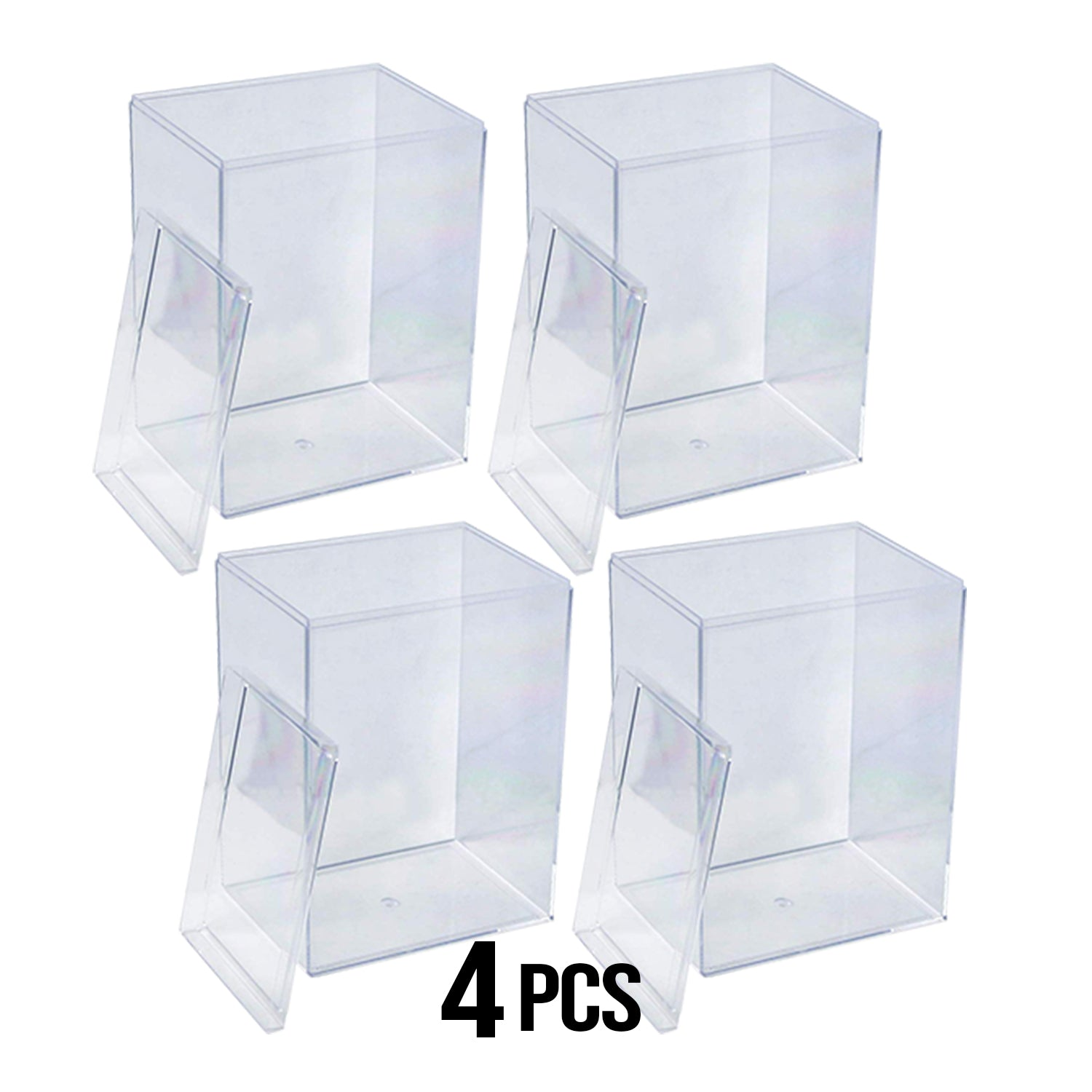 Pop Collectors Hard Case - 4 Pack