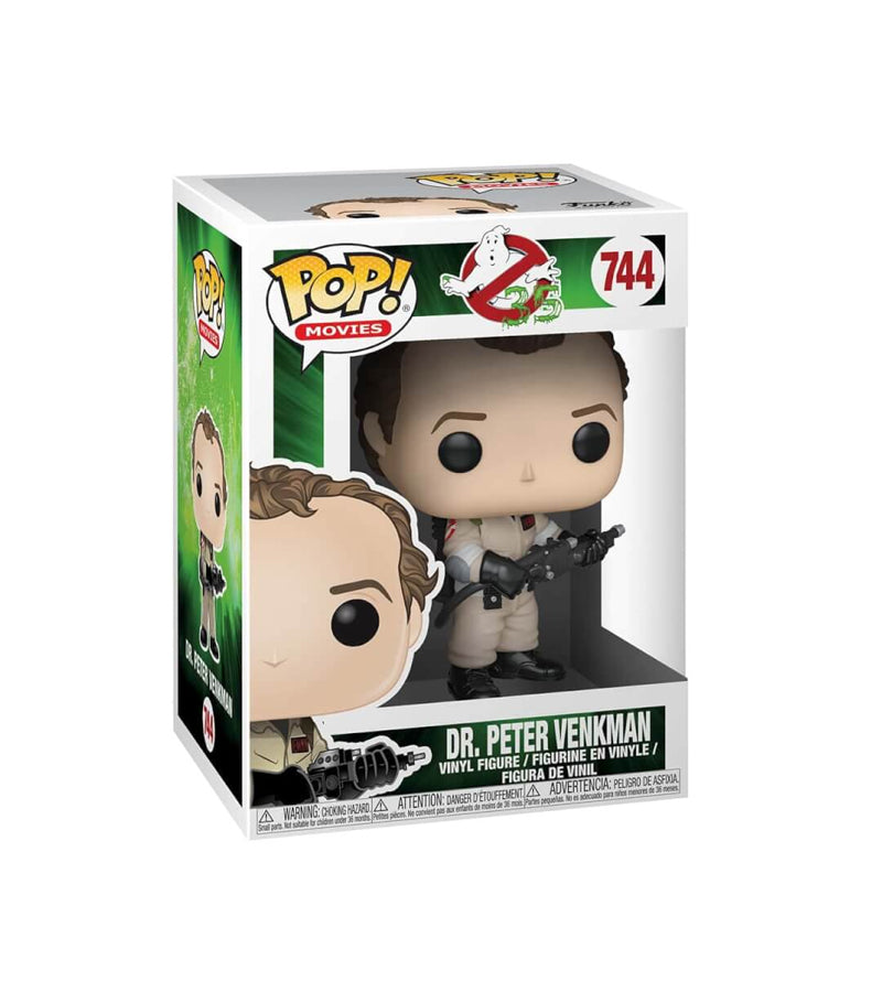 Dr Peter Venkman - Ghost Busters - Pop Movies - #744