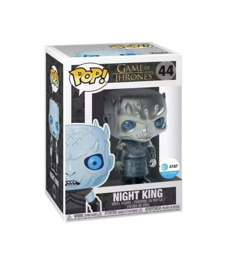 Metallic Night King Pop Game of Thrones AT&T Exclusive #44