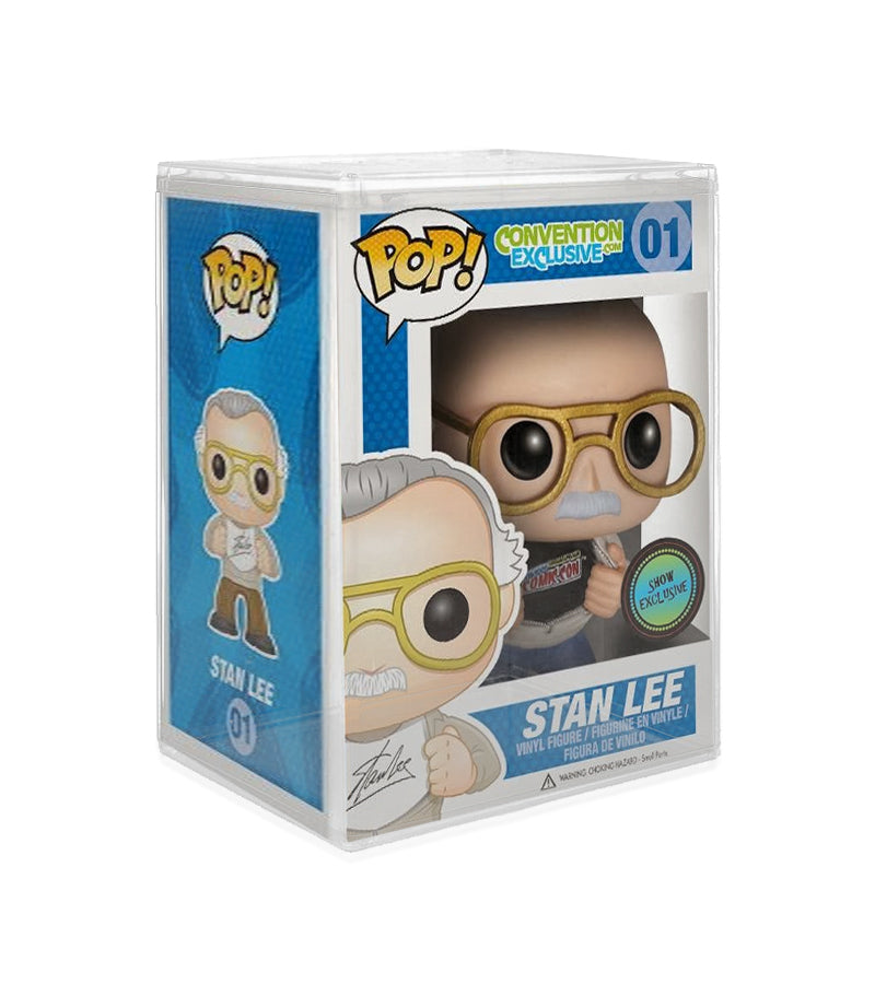 Pop Collectors Hard Case - 8 Pack