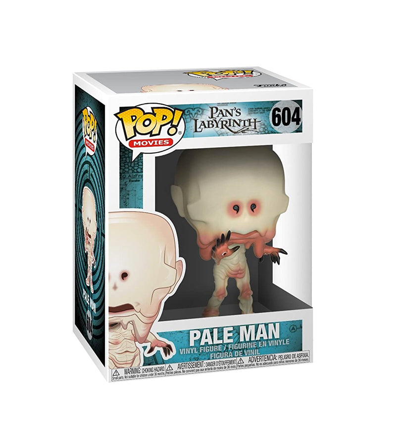 Pale Man Pan's Labyrinth Pop Movies 604