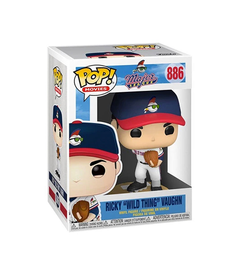 Ricky Wild Thing Vaughn Major League Pop Movies 886