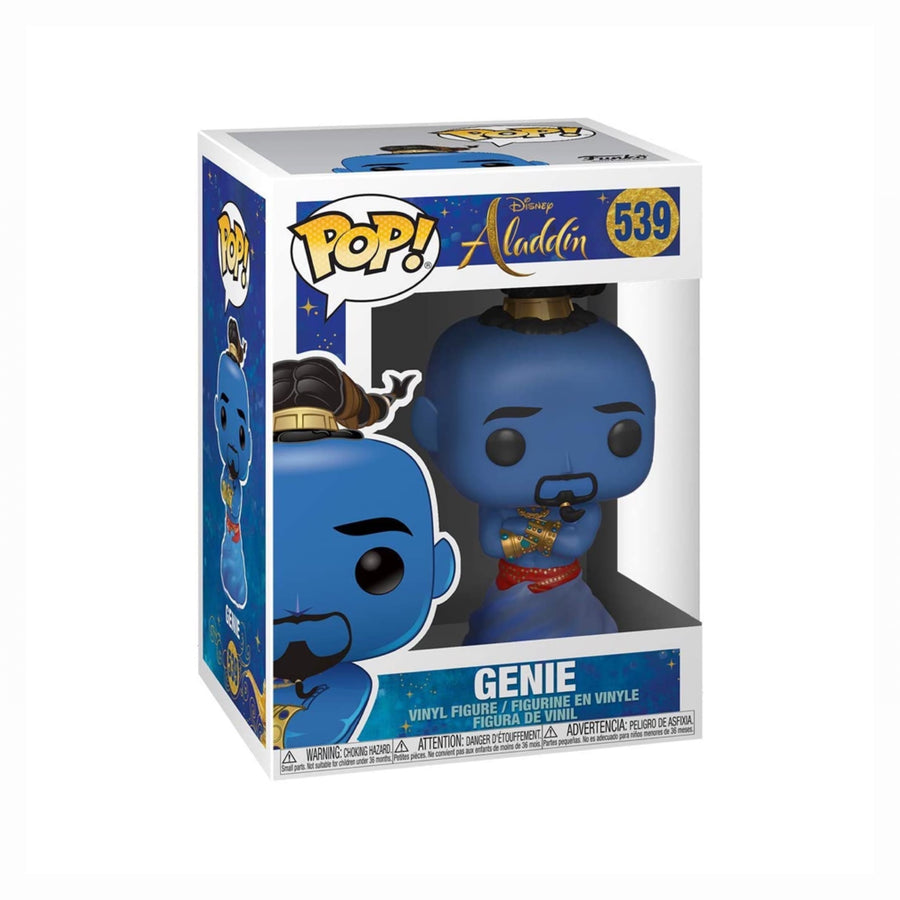 Funko Pop! Disney: Aladdin Live Action - Genie - 539