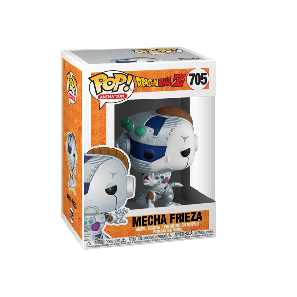 Funko POP Animation: Dragonball Z - Mecha Frieza - 705
