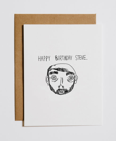 Happy Birthday Steve