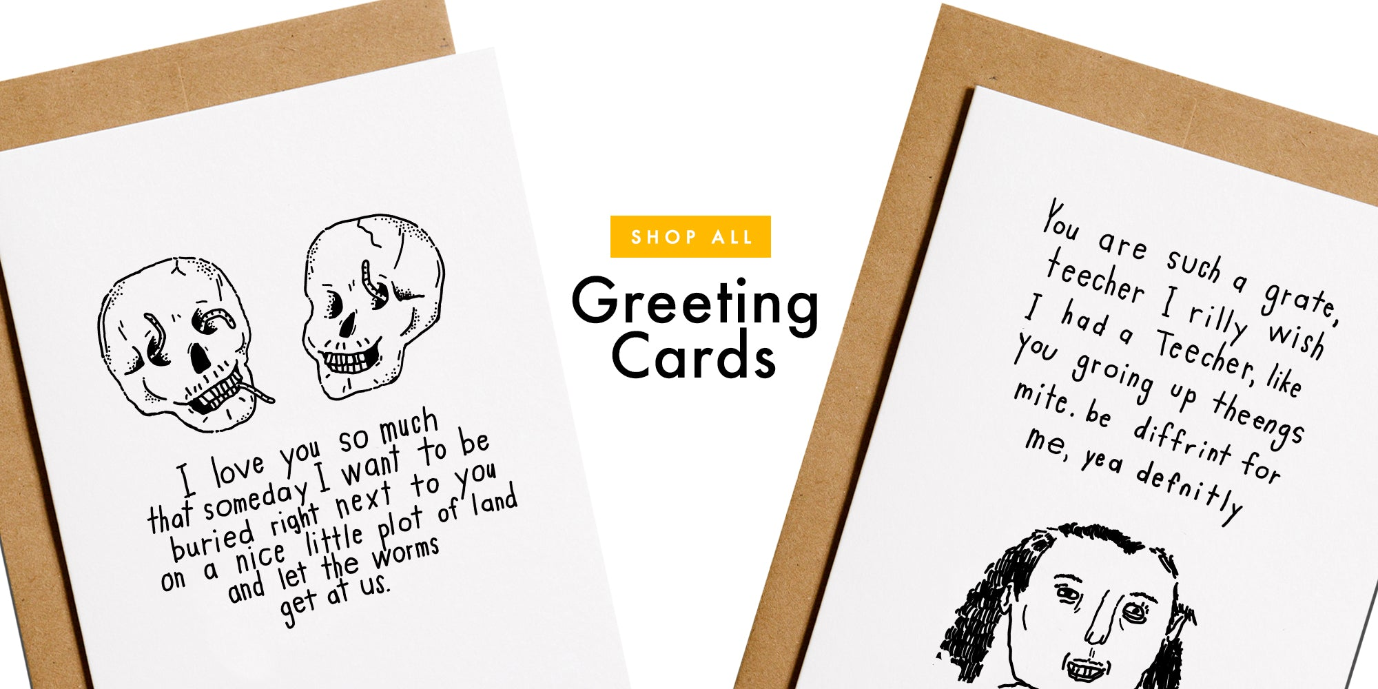 Shop All Greeting Cards