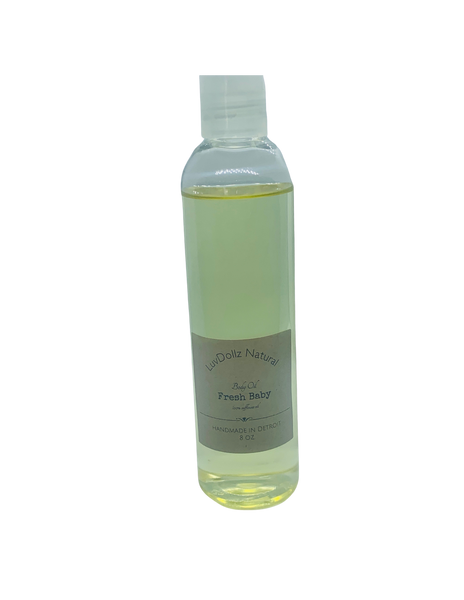 Island Passion Body Oil