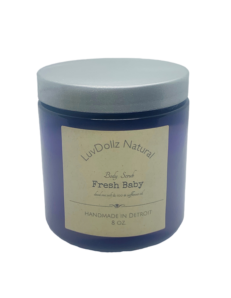 Fresh Baby Body Scrub