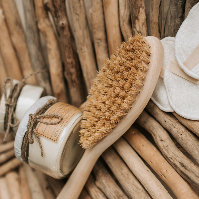 The Ins & Outs & All-Arounds of Dry Brushing