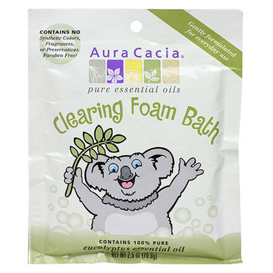 Clearing Eucalyptus Kids Foam Bath | 70.9g
