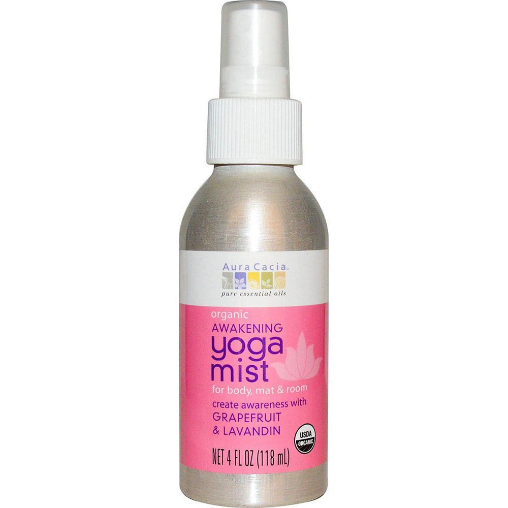 Organic Grapefruit & Lavandin Yoga Mist | 118ml