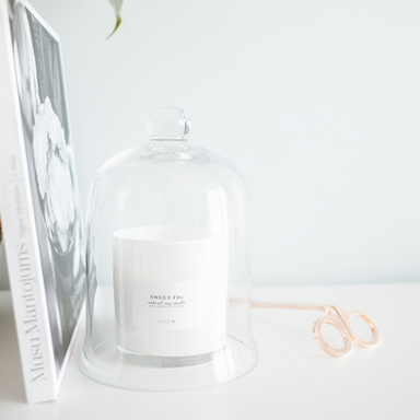 Minimalist Soy Wood Wick Candle | Sugar Beach | 249g