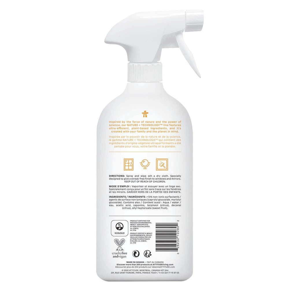 Window & Mirror Cleaner | 800 mL