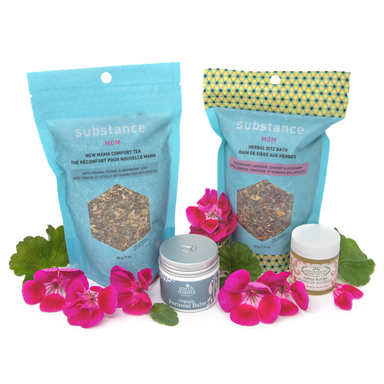 New Mama Bundle | Mother's Day Gift Set | 4 Items