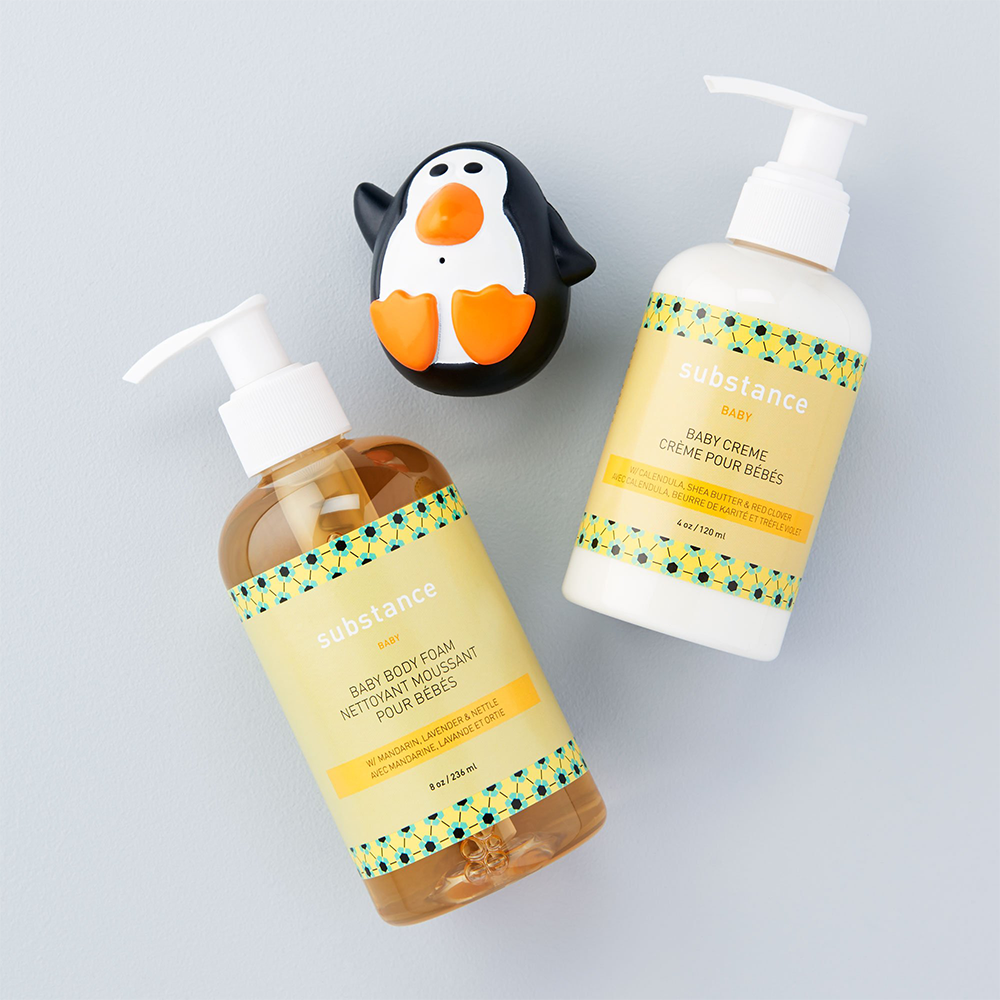 Baby Bath Pack | 3-piece