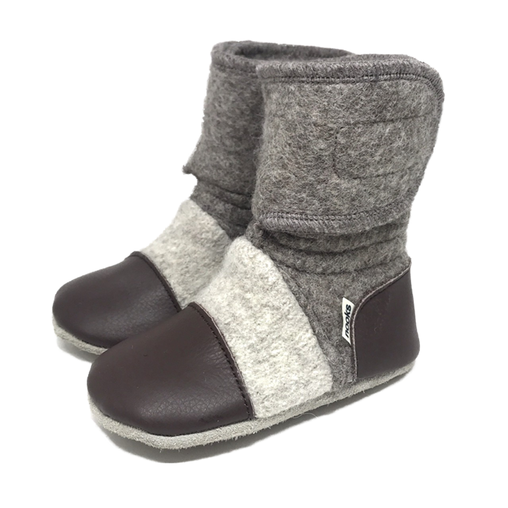 Copy of Breathable Booties | 100% Wool | 1 Pair | Coco