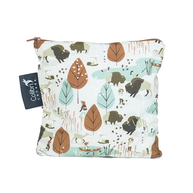 Reusable Snack Bag | Nature Walk | Various Sizes