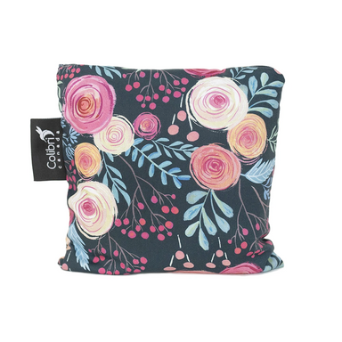 Reusable Snack Bag | Roses | Various Sizes