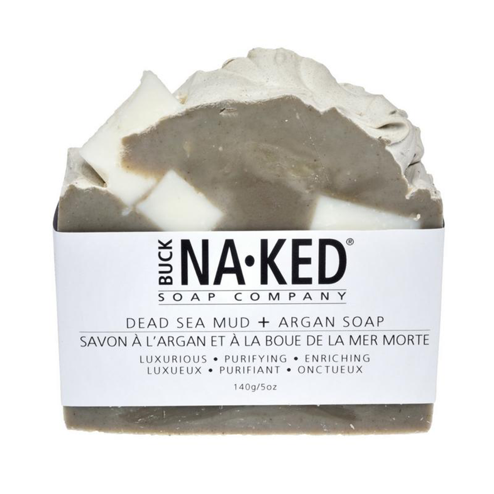 Dead Sea Mud & Argan Soap | 140g