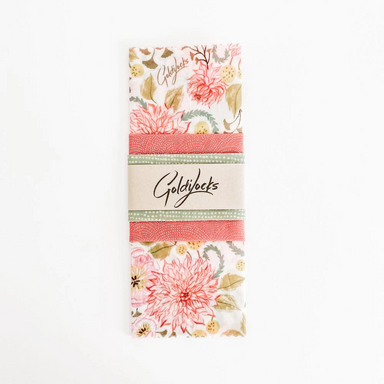 Beeswax Food wraps | Pink Floral | Set of Three