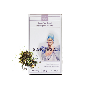 Loose Leaf Tea | Green Tea Blend | 30g