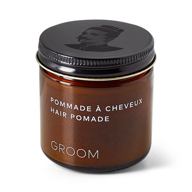 Men's Styling Pomade | Juniper Berries, Lime & Rosemary | 60ml