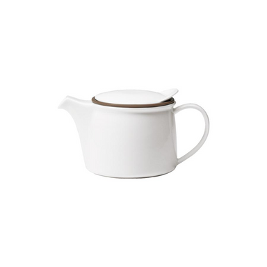 Kinto Brim Teapot | White | 450ml