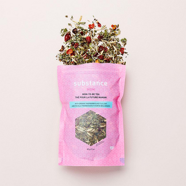 Mom To Be Tea | Organic Raspberry & Nettle Leaf | 85g