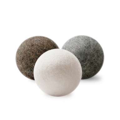 Wool Dryer Balls | Box of 3