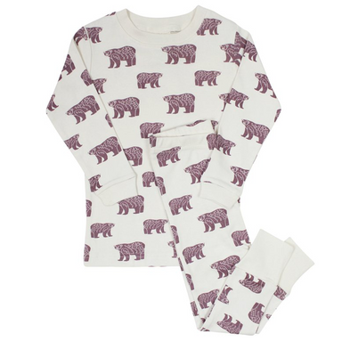 Organic Kids Pajamas | Plum Bear