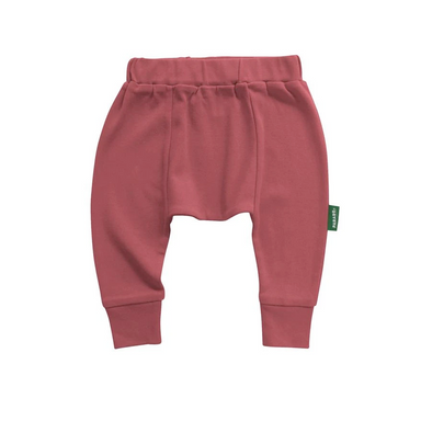 Parade Baby Harem Pants in cranberry