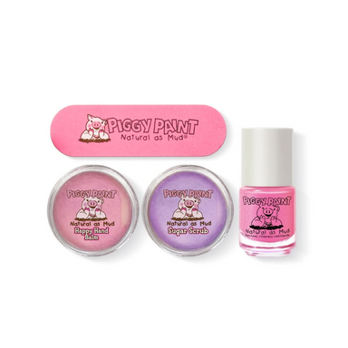 Non-Toxic Kids Manicure Kit | Very Berry | Set Of 4