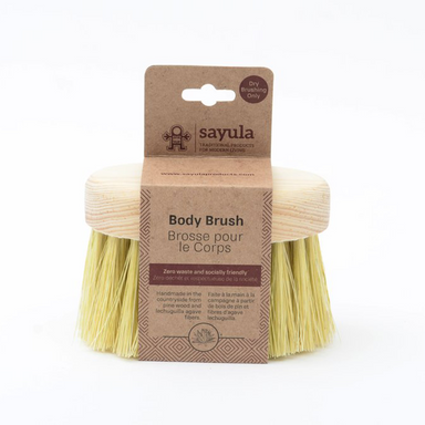 Body Brush | For Dry Brushing Only
