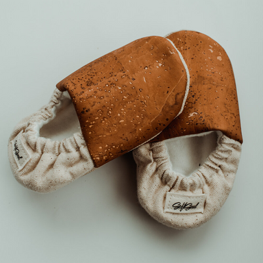 Charlie Baby Slipper | Portuguese Cork | Various Sizes