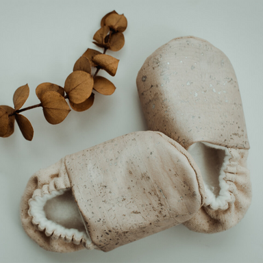 Pearl Baby Slipper | Portuguese Cork | Various Sizes