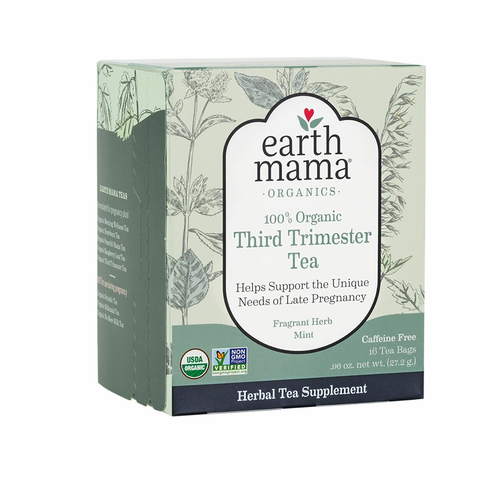 Organic Herbal Tea | Third Trimester Tea | 16 Sachets