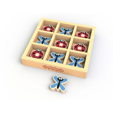 Tic Bug Toe Travel Game