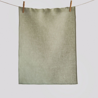 Toronto Tea Towel | Army Green