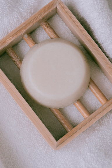 Solid Seaweed Shampoo Bar | Various Sizes