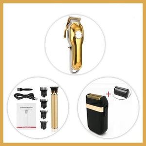 Cordless Zero Gapped Trimmer Hair Clipper