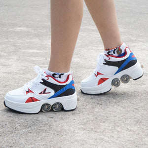 Wheel Skates Roller Shoes