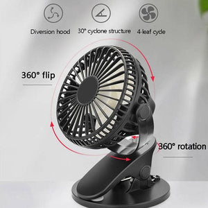 Handheld Mini Portable Fan