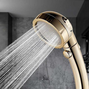 3 In 1 High Pressure Shower Head (50% OFF)