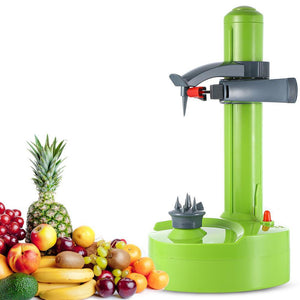 Stainless Steel Multi-function Electric Peeler