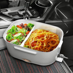 Hotboxe Heating Lunch Box