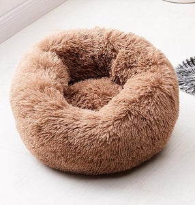 Warm Fleece Dog Bed